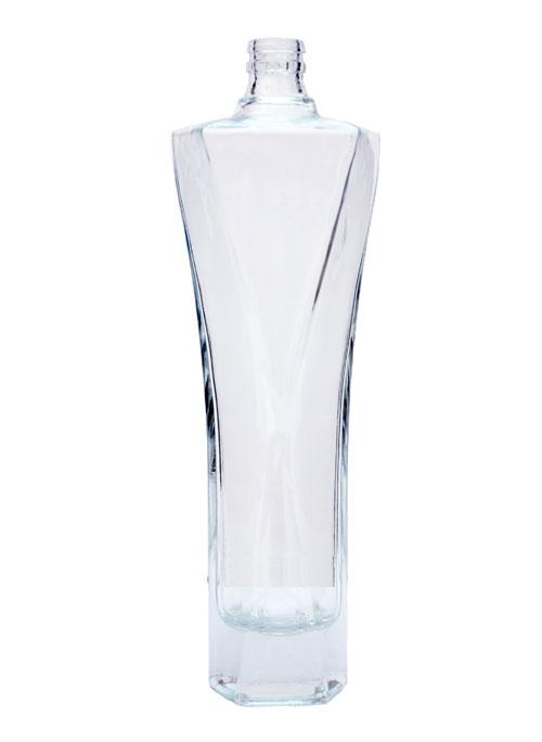 光玻璃酒瓶