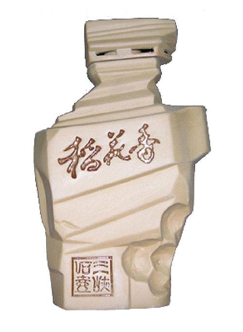 稻花香陶瓷酒瓶