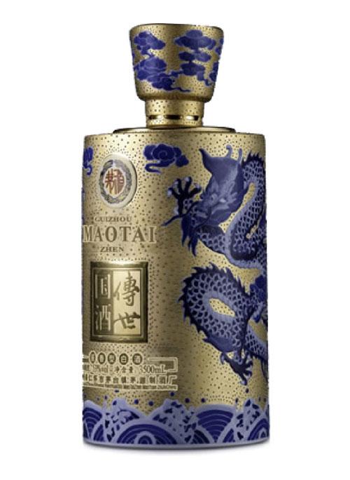 传世国酒陶瓷酒瓶
