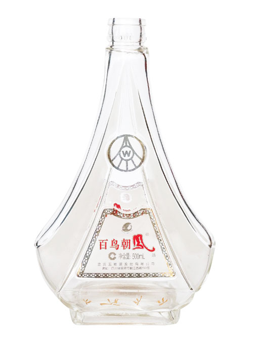 优质烤花玻璃瓶