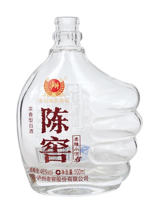 优质玻璃烤花瓶