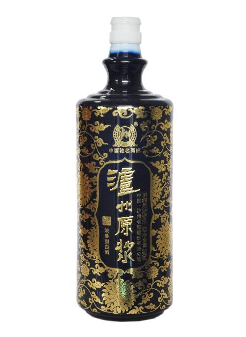 泸州原浆喷釉玻璃酒瓶