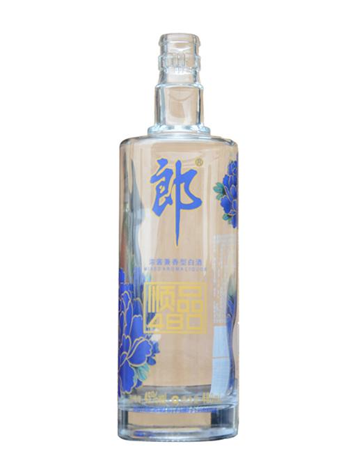 郎酒顺品480蓝瓶酒瓶