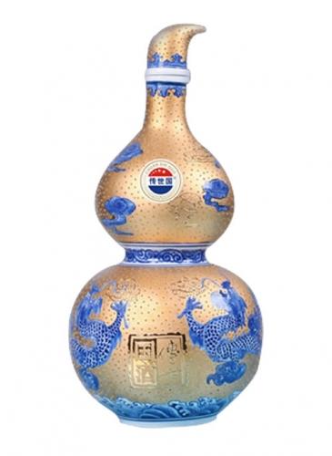 蒙砂陶瓷酒瓶